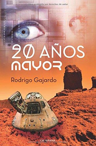 20 años mayor (Caligrama) por Rodrigo Gajardo