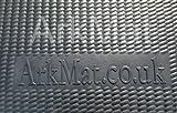 Gummimatte für Pferdestall, EVA, 34mm, gepolstert