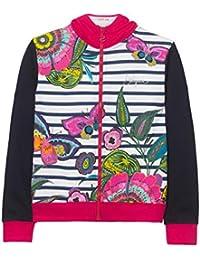 d1ad5648b0b50 Desigual Girl Knit Jacket (Sweat chejov)