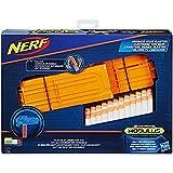 Hasbro Nerf B1534EU6 N-Strike Modulus Set-Doppelseitiges Clip-Magazin, Spielzeugblaster-Zubehör