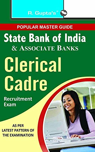 SBI & Associates Banks : Clerical Cadre Exam Guide (Small Size) (Popular Master Guide)