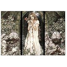 Puzzle 1500 Triptico Angel De