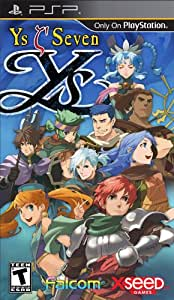 Ys Seven (version anglaise)