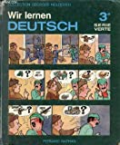 Wir lernen deutsch - Classe de 3', serie verte