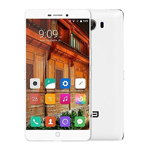 Elephone - Smartphone p9000 4g blanco