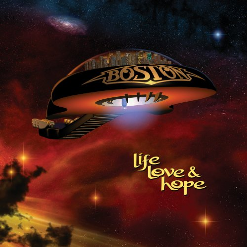 Boston: Life Love & Hope (Audio CD)