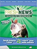 Quickly eliminates odors on contact with baking soda;More for your money - almost twice as much by volume as clay;Safe & Effective for Rabbits, Ferrets and all Small Animals;Made with recycled paper, can be composted, is biodegradable and...