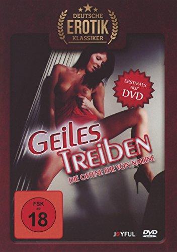 Erotik Kult: Geiles Treiben - Die offene Ehe von Nadine
