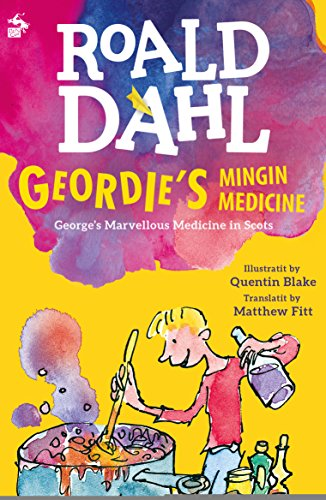 Image result for georges marvellous medicine