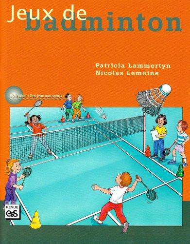Jeux de badminton