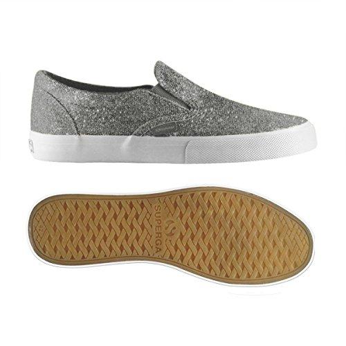 Superga 2311 LAMEW - Sneakers basses Femme Grey
