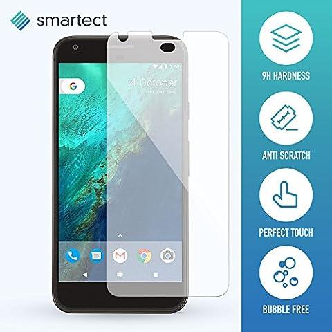smartect® Panzerglas Displayschutzfolie für Google Pixel XL aus gehärtetem Tempered
