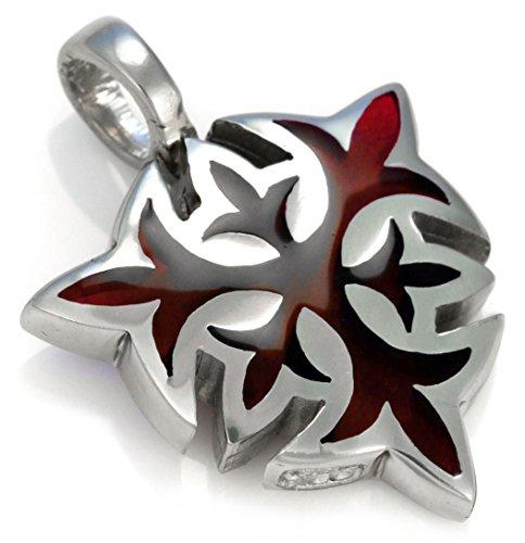 bico-bouclier-solaire-medieval-pendentif-bt44-rouge-inspiration-pour-illuminer-lame-resine-et-metal-