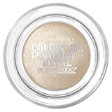 Maybelline New York Eye Studio Color Tattoo Metal 24 Hour Cream Gel Eyeshadow, 0.14 Ounce (Barely Branded)