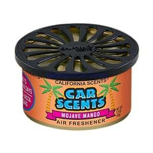 California Car Scents Duftdose für das Auto. Duftrichtung: Mojave Mango (Mango)