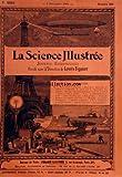 SCIENCE ILLUSTREE (LA) [No 888] du 03/12/1904 - FOUR SOLAIRE A REDUCTION - BLIN - RESERVOIRS EN CIMENT A REVETEMENT DE VERRE POUR LA CONSERVATION DES LIQUIDES - ROUSSET - LAVABOS AUTOMATIQUES SYSTEME QUINTARD - LEROY - LE VIN DE PECHES - FAIDEAU - NOS PLANTES CHEZ ELLES - MONTAMAT - LE DR VAN ROSCIUS -
