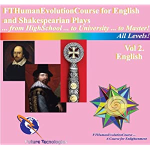 FTHumanEvolutionCourse for English and Shakespeare