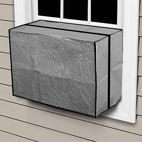 Comfort Zone Czac5 Heavy Duty Outdoor Window Air Conditioner Cover, 20X28X30 -