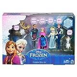 Disney Frozen Complete Story Play Set Elsa Anna Hans Olaf Kristoff Sven 4