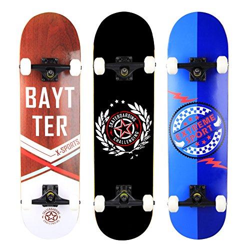 Baytter Skateboard Skateboard Komplett im Test