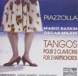 Piazzolla: Tanghi Per Due Clavicembali