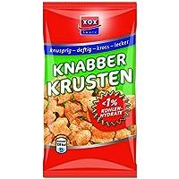 XOX Knabberkrusten, 6er Pack (6 x 50 g)