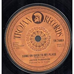 "Jackie Robinson - Come On Over To My Place / I'll Be Standing By (7"" Vinyl)"