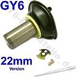Carburador Membrana 22 mm Juego con aguja para carburador 125 – 150 Cc De 4 Del