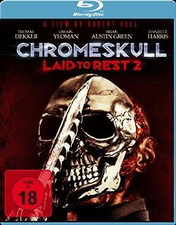 Chromeskull: Laid to Rest 2 (BD) [Blu-ray]