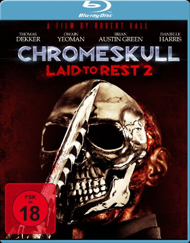 Chromeskull: Laid to Rest 2 (BD) [Blu-ray]