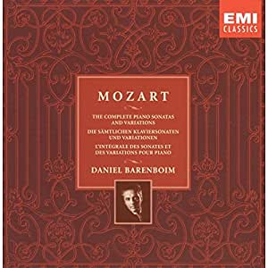 Mozart - Complete Piano Sonatas and Variations