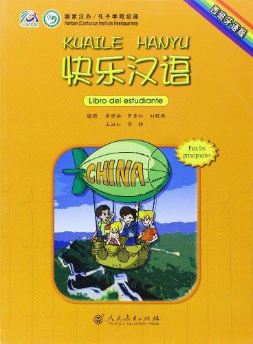Kuaile Hanyu vol.1 - Libro del estudiante