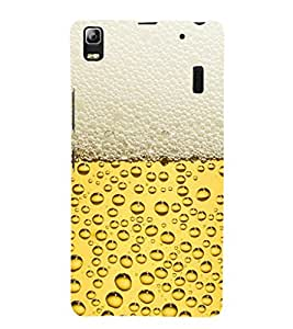 Ebby Printed back cover for Lenovo A7000/K3 Note(Premium Designer case)