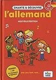 Chante & découvre l'allemand (1CD audio)