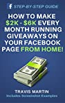 The ebook is simple and right to the point. It will teach you step-by-step how to create a Facebook page for your local city that can generate an extra $2,000 to $6,0000 a month from running simple local restaurant gift card giveaways!Ebook Includes ...