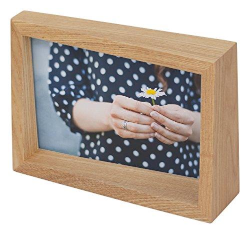 Umbra Edge 10x15 cm Bilderrahmen für Fotos, Kunstdrucke, Illustrationen, Bilder, Graphiken und Mehr...