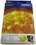 Brother LC-980Y Tintenpatrone für den Drucker DCP-145 -165C gelb