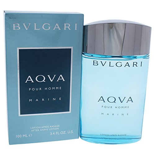 Bulgari for men AQUA POUR HOMME - After Shave Lotion 100 ml / Pflegende After Shave Lotion
