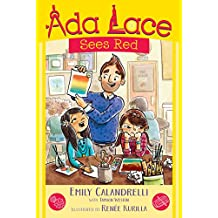 Ada Lace Sees Red (An Ada Lace Adventure, Band 2)