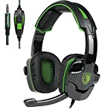 SADES SA930 3.5MM Stereo Surround Gaming Headset Mit - Best Reviews Guide