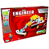 #5: Little Engineer, Mechanical Kit for Juniors - Racer, Age 6+