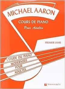 Résultats de recherche d'images pour «michael aaron piano adultes»