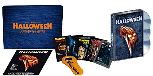 (Halloween 1 - Die Nacht des Grauens [Blu-ray] [Limited Edition])