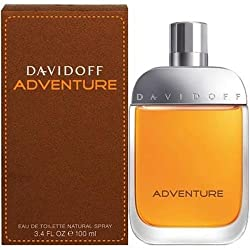 Davidoff Adventure homme/men, Eau de Toilette, Vaporisateur/Spray, 1er Pack (1 x 100 ml)
