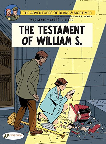 Blake et Mortimer - Volume 24 - The Testament of William S.