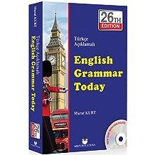 English Grammar Today - Türkçe Açıklamalı: Türkçe Açıklamalı