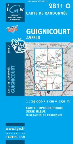 Guignicourt/Asfeld GPS: IGN2811O par IGN