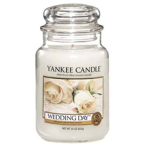 Yankee Candle Duftkerze Housewarmer Wedding Day (623g)