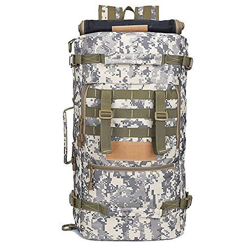 Robuster Rucksack-Campingrucksack Mit Großem Fassungsvermögen Für Den Rucksack 50L,1