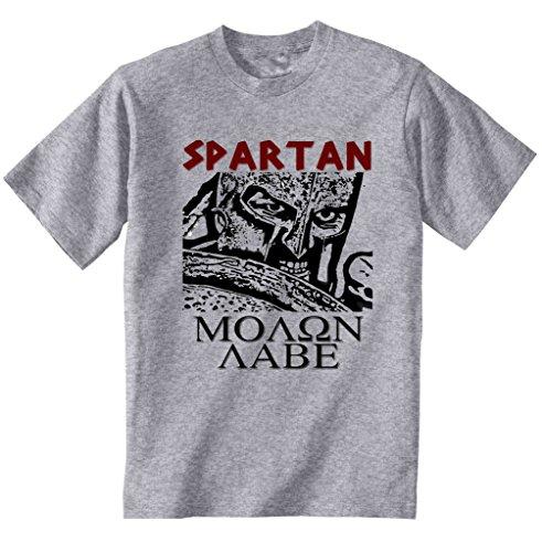 teesquare1st-mens-spartan-warrior-leonidas-1-t-shirt-grigia-da-uomo-xxlarge-size